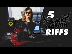 5 Black Sabbath Riffs Played on Hurdy Gurdy - YouTube Electric Guitar Kits, Hurdy Gurdy, Music Signs, Black Sabbath, Guitar Chords, Play, Youtube, Guitar Chord, Youtubers