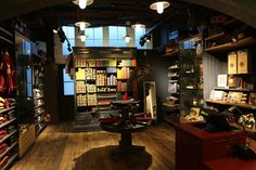 A shop dedicated to all things Harry Potter opens on the now-legendary platform 9 ¾ space at Kings Cross station in London. The boutique will sell items including golden platform 9 ¾ train tickets, wands, robes and other merchandise in homage to the Harry Potter film franchise and book series. The shop opens to the public on Saturday December 15 at 7.30am.