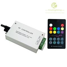 18-key RF Music LED Controller - 3 channels DC 12v/24v common anode/cathode -     18-key RF Music LED Controller, 3 channels, DC 12v/24v, Non-volatile memory, common anode/cathode,                                                              $19.99    Buy at KiwiLighting.com: 18-key RF Music LED Controller – 3 channels DC 12v/24v common anode/cathode