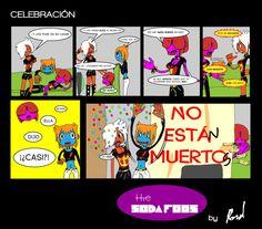 The #SodaFoos 3 en #Español: #Celebración