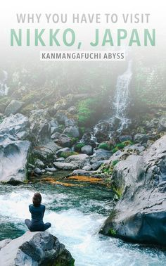 to find Nikko's Kanmangafuchi Abyss Beautiful places in Nikko, Japan (besides UNESCO sites). Get off the beaten path!Beautiful places in Nikko, Japan (besides UNESCO sites). Get off the beaten path! Nikko, Japan Travel Guide, Asia Travel, Japan Guide, Vietnam Travel, Spain Travel, Wanderlust Travel, Wakayama, Kyushu