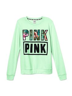 Perfect Crew - PINK - Victoria's Secret