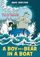 "A boy and a bear go to sea, equipped with a suitcase, a comic book and a ukulele, for a short trip but soon their boat encounters ""unforeseeable anomalies,"" strange storms, a terrifying sea monster, and the rank remains of The Very Last Sandwich. #DaveShelton #DavidFickling #BASHPrimary #StHelens #SchoolsLibraryService"