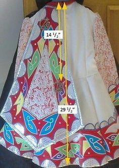 White gabardine and white lace
