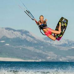 Kitesurf . Kari by adoscool.com fan.