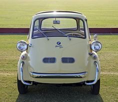 Isetta. Smiling car!