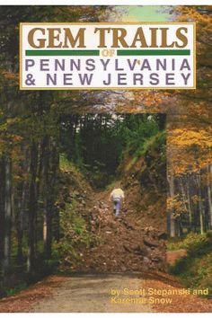 The opportunities for rockhounding in Pennsylvania and New England are considerable, but you have to know where to go! There are some dandy quartz crystals. Gems And Minerals, Crystals Minerals, Crystals And Gemstones, Gem Hunt, Rock Tumbling, Fossil Hunting, Rock Hunting, Family Adventure, Diy On A Budget