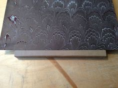 A bookbinding tutorial for a sewn board binding.  Lots of pictures and good instructions.