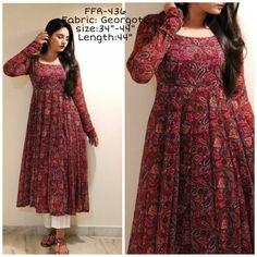 Long Kurta Designs, Silk Kurti Designs, Simple Kurta Designs, Kurta Designs Women, Kurti Designs Party Wear, Blouse Designs, Simple Pakistani Dresses, Indian Gowns Dresses, Indian Fashion Dresses