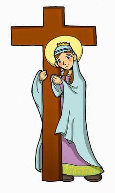 Fiesta: 18 agosto           Elena nació en una familia pagana en Nicomedia (la actual Turquía) en el siglo III. Allí pudo, en su juventud, c...