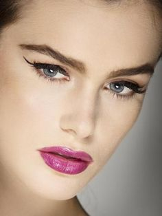 Fall Makeup Trend: The Plumy Lip
