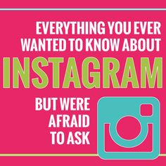The Insta-Guide: 9 of Your Most Pressing Questions About Instagram Answered - creative geekery