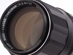 PENTAX SMC TAKUMAR 120mm f2.8 fit for M42 Screw mount in EX condition
