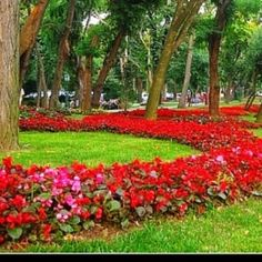 Hidiv Kasri gardens Istanbul Turkey