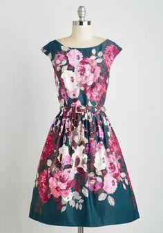 Reservations for Refinement Dress | Mod Retro Vintage Dresses | ModCloth.com