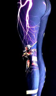Unisex Storm Superhero Leggings