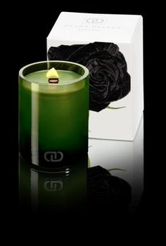 Bardou candle, DayNa Decker