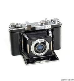 Lumiere & Cie: Elax II camera