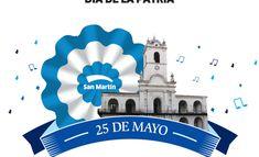 """El 25 de Mayo de 1810 en Buenos Aires, capital del Virreynato del Rio de la Plata, culminaba un proceso de 7 días denominado """"Revolución ..."""