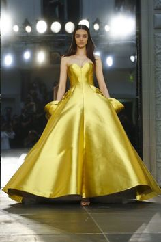☆Alexis Mabille Couture F.W 2016 Posted by tiled