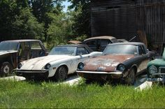 Price Reduced! Jensen Healey Duo - http://barnfinds.com/price-reduced-19731974-jensen-healeys/