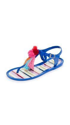 dd22ff763c4 Yellowstone Jelly Sandals