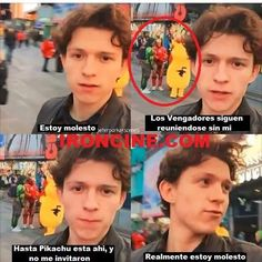 Tom Holland - One shots - Tea - Tom Holland Have a crush on Tom Holland? Well you came to the right place, just a set of Tom Holland, Peter Parker and Spider-man one shots. Contains fluff and some smut ; Marvel Jokes, Marvel Avengers, Funny Marvel Memes, Dc Memes, Avengers Memes, Stupid Funny Memes, Funny Relatable Memes, Captain Marvel, Fun Funny