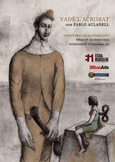 Illustration by Pablo Auladell | 'La feria abandonada' (The Abandoned Carnival)