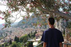 Taormina, Sicily Taormina Sicily, Five Star Hotel, Life Goals, Wander, Grand Canyon, Exotic, Explore, Guys, World