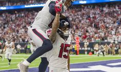 DeAndre Hopkins and Will Fuller looking like a deadly combination = For the last couple of years, defensive coordinators have twisted their brains into pretzels trying to figure out a way to slow down Houston Texans wide receiver DeAndre Hopkins. Slowing him down is the best you.....