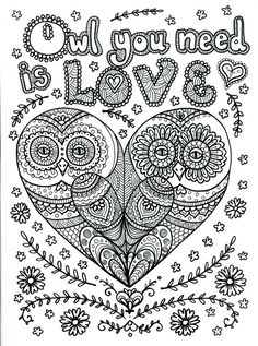 We love all these beautiful quote adult coloring books! They have so many great images and quotes to choose from...