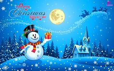 Christmas And Happy New year Wallpapers 1