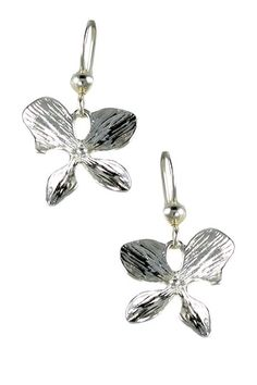LEILA Floral Earrings