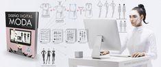 DISEÑO DIGITAL DE MODA :: El libro imprescindible para aprender las técnicas de diseño de moda por ordenador :: MODA - DIGITAL - DISEÑO :: Cool Books, Shibori, Frame, Furniture, Anaya, Design, Home Decor, Editorial, Tips