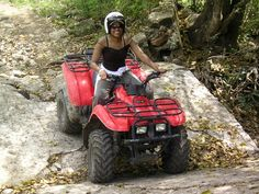 Be sure to pin this to your dream Caribbean getaway board! (ATV Adventure shore excursion - Antigua) #Caribbean
