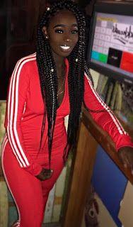 black women's hairstyles names Beautiful Dark Skinned Women, Beautiful Black Girl, Beautiful Body, Black Girl Braids, Dark Skin Beauty, Brown Skin Girls, Black Girls Hairstyles, Braided Hairstyles, Teenage Hairstyles