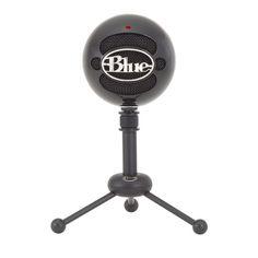Mikrofon pojemnościowy USB Blue Snowball GB | Nagłośnienie \ Mikrofony \ Pojemnościowe Studio i homerecording \ Mikrofony studyjne PREZENTY \ Dla Niego | Sprzet-Dyskotekowy.pl - największy i najtańszy sklep internetowy z oświetleniem i nagłośnieniem w Polsce
