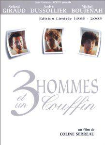 3 hommes et un couffin: Amazon.fr: Roland Giraud, Michel Boujenah, André Dussollier, Dominique Lavanant, Philippine Leroy-Beaulieu, Coline Serreau: DVD & Blu-ray