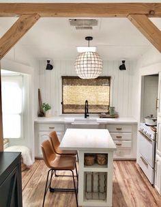 Rv Living, Tiny Living, Living Area, Living Spaces, Rv Homes, Modern Sink, Rv Interior, Camper Makeover, Remodeled Campers