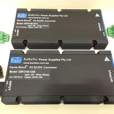 The industrial sector and the commercial sector alongside the automotive and locomotive are now working properly due to the proper support from the rugged DC DC converters. Visit: https://karatec.com.au