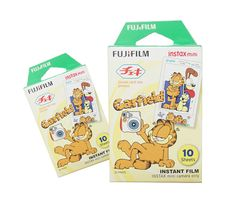 Find More Film Information about Fujifilm Instax Mini Film Garfield Cartoon for Fuji Instant Camera Mini Neo 90 8 7s 25 55i SP 1 300 Photo Paper 10 Sheets,High Quality cartoon bratz,China cartoon kitten Suppliers, Cheap cartoon sleepwear from Photography store on Aliexpress.com