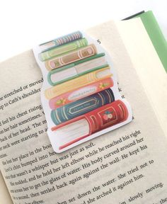 Magnetic Bookmarks |