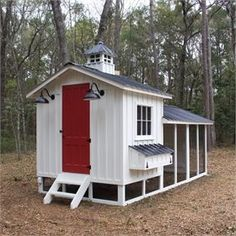 Fully Customized Chicken Coop from My Pet Chicken #ChickenCoop