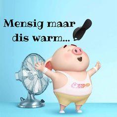 Pig Illustration, Illustrations, Cute Piglets, Pig Drawing, Goeie More, Little Pigs, Afrikaans, Warm, Amanda