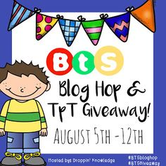 Summer Slacker and the Back to School Blog Hop