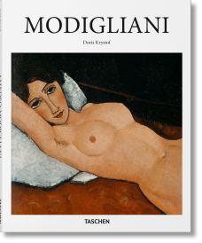 Modigliani (Basic Art Series)