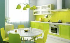 Decoración fluorescente - Hogar Total