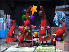 rise of the guardians photos | Homophobic elf in Rise of the Guardians?