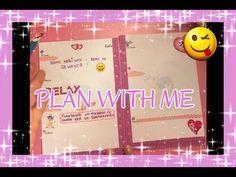 PLAN WITH ME SETTIMANA DAL 18/24 aprile 2016 ft Anny Rossi +mini haul re...