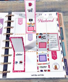 Farmhouse Classic Happy Planner Weekly Spread, Rong Rong, Journaling Stickers, Before the Pen Planner Layout, Planner Pages, Life Planner, Weekly Planner, Printable Planner, Planner Stickers, Work Planner, College Planner, Printable Calendars